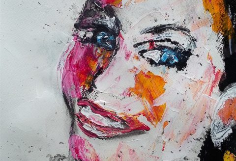 Deborah_mixed media_Ilaria berenice